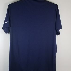 BOSTON RED SOX NIKE DRI FIT POLO MEN SIZE XL LOGO